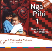 Nga Pihi 1 - Maori Songs for Children Book