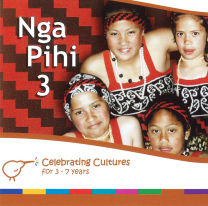Nga Pihi 3 - Maori Songs for Children Book