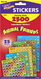 Animal Friends Sticker Value Pack