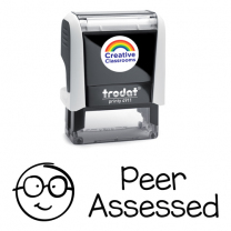 Peer Assessed Stamp