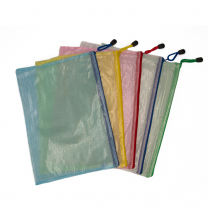 A4 Zipper Bags - Pack of 5