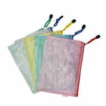 A5 Zipper Bags - Pack of 5