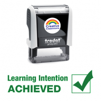 Learning Intention Trodat Stamp