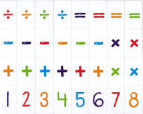Magnetic Numbers and Symbols