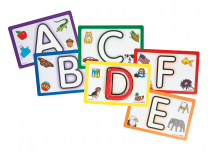 ABC Modelling Mats - Set of 26