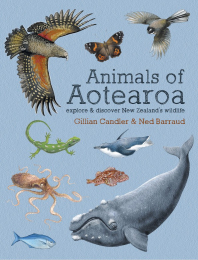 Animals of Aotearoa Book