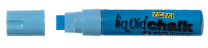 Blue Texta Liquid Chalk Pen