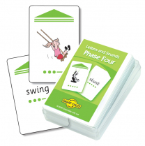 Letter & Sounds 4 Chute Cards