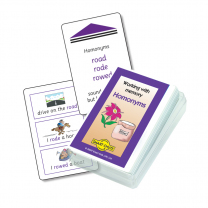 Homonyms Smart Chute Cards