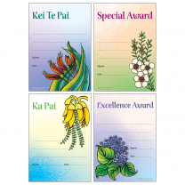 Native New Zealand Flora Certificates