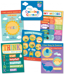 Calming Strategies Bulletin Board