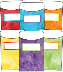 Colourful Pocket Cards