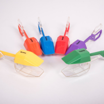 Rainbow Tongs - Pack of 6