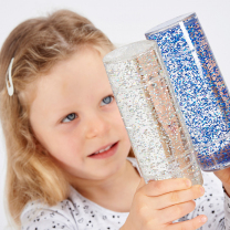 Sensory Glitter Storm Set - Pack of 3