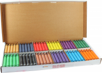 FAS Crayons 120 Classroom Pack