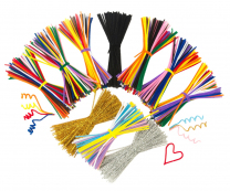 Pipe Cleaners Assorted Value Pack