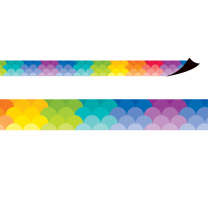 Rainbow Ombre Magnetic Strips