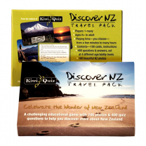 Discover NZ Game (English)