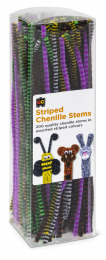 Pipe Cleaners - Striped