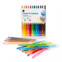 Twist-It Crayons