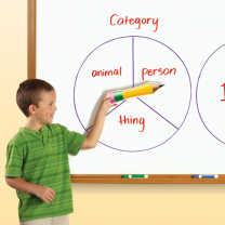 SpinZone Magnetic Whiteboard Spinners