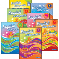 English Skills Practice Books