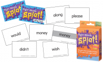 Sight Words Splat Game Level 2