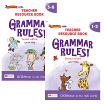 Grammar Rules! Teacher Resource Books