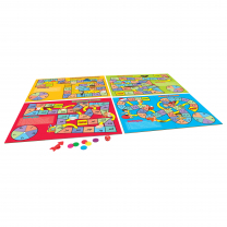 4 Phonics Board Games