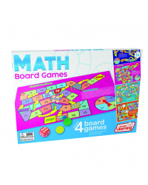 4 Maths Board Games