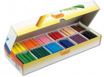 Jovi Wax Crayons School Pack