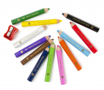 Stubby Jumbo Colouring Pencils