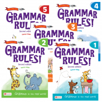 Grammar Rules! Books