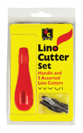 Lino Cutters - Set of 5