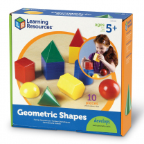 Large Geometric Shapes