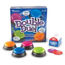 Double Duel Sound-Alike Word Game