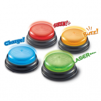 Lights and Sounds Answer Buzzers