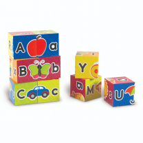 Alphabet Puzzle Blocks