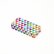 Colour Triangles Super Strong Magnetic Block