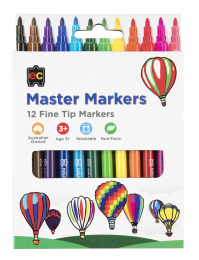 Master Markers - Pack of 12