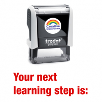 Next Learning Step Trodat Stamp