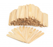Jumbo Natural Sticks - 500 Pieces