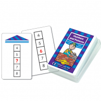 Numbers and Patterns Smart Chute Cards