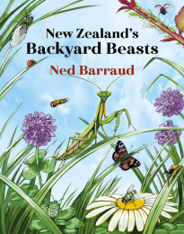 New Zealand's Backyard Beasts Book