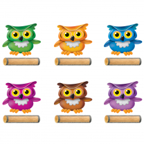 Bright Owls Mini Accent Cards
