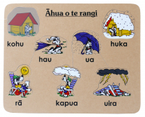 Weather Maori Wooden Puzzle