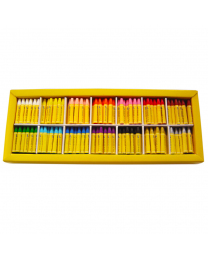 Coloured Oil Pastels Classroom - 336 Pack