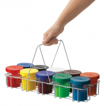 Colorations Paint Cup Caddy