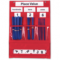 Counting and Place Value Pocket Chart