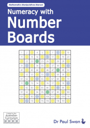 Numeracy With Number Boards Book